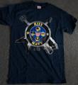 KISS Navy Kruise 2013 Tshirt
