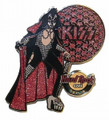 Hard Rock Cafe Pin Gene Simmons 2005 Berlin 28276
