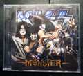 Band Signed KISS Monster CD