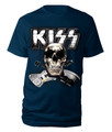KISS Skull Guitars Monster Europe Tour Tshirt