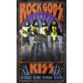 KISS Love Gun Rock Gods Sticker