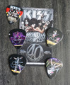 KISS 2013 Germany Commemorative Pick Set