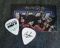KISS Monster Common Green Australia Guitar Pick Eric Singer