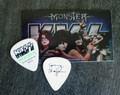 KISS Monster Common Green Australia Guitar Pick Tommy Thayer