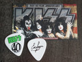 KISS 40 Years Icon Guitar Pick Eric Singer