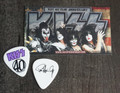 KISS 40 Years Icon Guitar Pick Paul Stanley