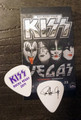 KISS Rocks Las Vegas Common Paul Stanley Guitar Pick