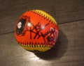 Ace Frehley Signed KISS Psycho Circus Baseball