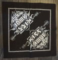 KISS German Logo Alive 35 Bandanna