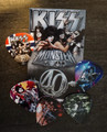 KISS 2013 Norway Commemorative Pick Set