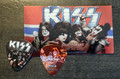 KISS 063012 Oslo Guitar Pick Eric Singer Guitar Pick