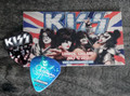 070412 KISS London Guitar Pick Gene Simmons