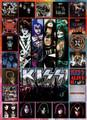 KISS: The Albums 1000 Piece Puzzle
