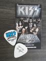 KISS Monster Common Color North America Guitar Pick 2013 Tommy Thayer