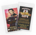 2013 Indianapolis VIP & Regular Admission Pass Set