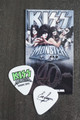 KISS Monster Common Color Europe Guitar Pick 2013 Eric Singer