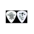 Ace Frehley KISS Pensacola City Guitar Pick 040600 Farewell Tour