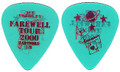 Ace Frehley KISS Hartford Guitar Pick 070800 Farewell Tour