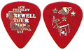Ace Frehley KISS Lafayette Guitar Pick 081800 Farewell Tour