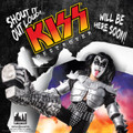 KISS Destroyer 8 Inch Action Figures Series 7