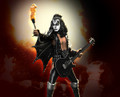 KISS Gene Simmons (ALIVE!) Rock Iconz Statue