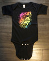 KISS Colorful Charactor Onesie