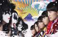 Momoiro Clover Z vs KISS Promo Poster