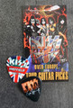 KISS Sonic Boom Europe Sheffield 050110 Guitar Photo Pick Paul Stanley