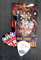 KISS Sonic Boom Europe New Castle 050210 Guitar Pick Gene Simmons