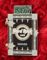 Hard Rock Cafe Pin Denver Door Peter Criss 2007