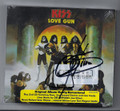 Gene Simmons Signed Love Gun CD