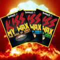 KISS MY WAX: The KISS LP Bible Complete Set 3 Volume Set