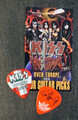 KISS Sonic Boom Europe Zurich 051610 Guitar Pick Paul Stanley