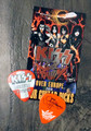 KISS Sonic Boom Europe Zurich 051710 Guitar Pick Gene Simmons