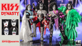 KISS Dynasty 12 Inch Action Figures Series 8