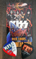 KISS Sonic Boom Europe Ostrava 052110 Photo Guitar Pick Gene Simmons