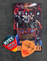 KISS Sonic Boom Europe Leipzig 052510 Guitar Pick Paul Stanley