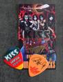 KISS Sonic Boom Europe Leipzig 052510 Guitar Pick Paul Stanley