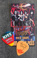 KISS Sonic Boom Europe Leipzig 052510 Guitar Pick Tommy Thayer