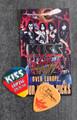 KISS Sonic Boom Europe Leipzig 052510 Guitar Pick Gene Simmons