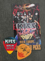KISS Sonic Boom Europe Berlin 052610 Guitar Pick Paul Stanley