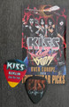 KISS Sonic Boom Europe Berlin 052610 Photo Guitar Pick Paul Stanley
