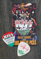 KISS Sonic Boom Europe Budapest 052810 Guitar Pick Paul Stanley
