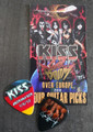 KISS Sonic Boom Europe Oberhausen 060110 Photo Guitar Pick Paul Stanley