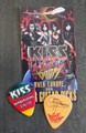 KISS Sonic Boom Europe Nurburgring 060310 Guitar Pick Gene Simmons