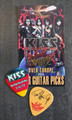 KISS Sonic Boom Europe Nurburgring 060310 Guitar Pick Paul Stanley