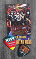 KISS Sonic Boom Europe Nurnburg 060510 Photo Guitar Pick Paul Stanley