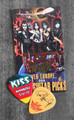 KISS Sonic Boom Europe Nurnburg 060510 Guitar Pick Paul Stanley