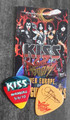 KISS Sonic Boom Europe Nurnburg 060510 Guitar Pick Gene Simmons