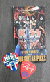 KISS Sonic Boom Europe Trondheim 060810 Guitar Pick Paul Stanley